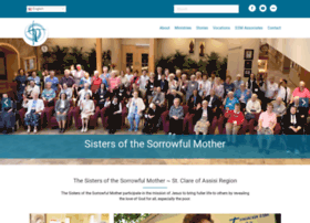 sistersofthesorrowfulmother.org