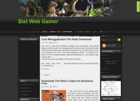 sistgamer.blogspot.com