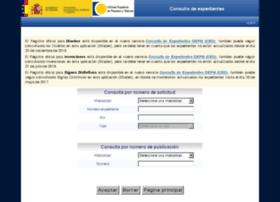 sitadex.oepm.es