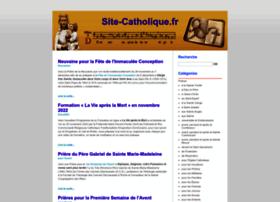 site-catholique.fr