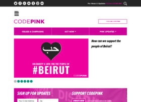 site-codepink.nationbuilder.com