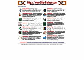 site-helper.com