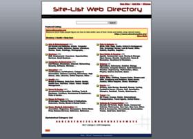 site-list.net
