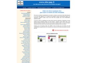 site-pap.fr