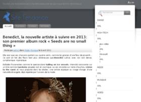 site-tendance.com