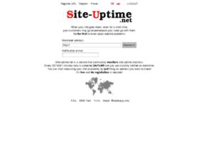 site-uptime.net