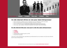 site-vitrine-auto-entrepreneur.fr
