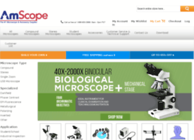 site.amscope.com
