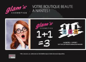 site.glamscosmetics.com