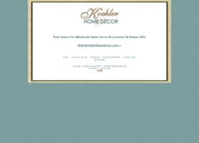 site.koehlerhomedecor.com