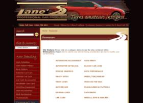 site.lanescarproducts.com