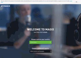 site.magix.net