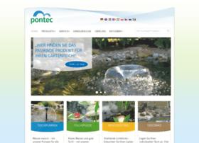site.pontec.com