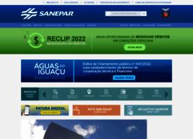 site.sanepar.com.br