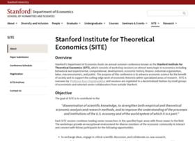 site.stanford.edu
