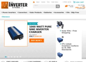 site.theinverterstore.com