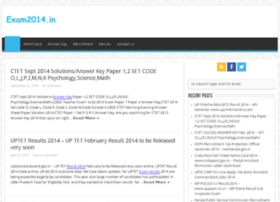 site3.exam2014.in