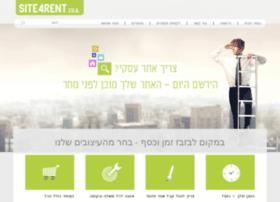 site4rent.co.il
