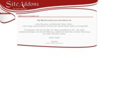 siteaddons.de