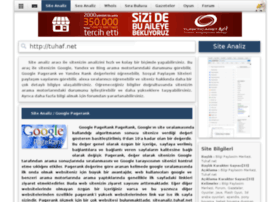 siteanaliz.tuhaf.net