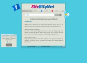 sitebilgileri.com