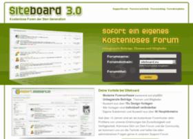 siteboard.org