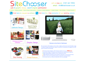 sitechooser.co.uk