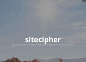 sitecipher.com