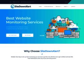 sitedownalert.com
