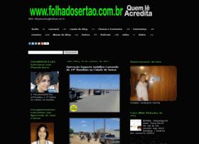 sitefolhadosertao.blogspot.com.br