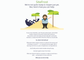 sitefrost.com