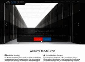 Sitegenie.com