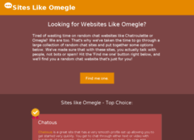 sitelikeomegle.com