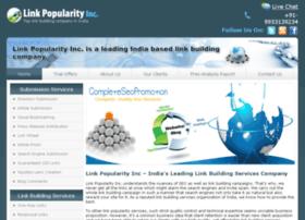 sitelinkpopularity.com