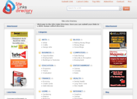 sitelinksdirectory.com