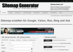 sitemap-maker.com