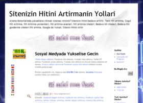 sitenin-hitini-artir.blogspot.com