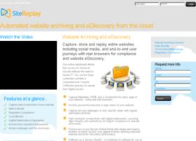sitereplay.net