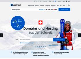 sites.hostpoint.com