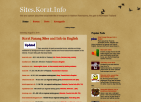 sites.korat.info