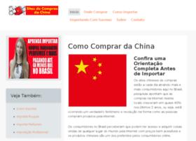 sitesdecomprasdachina.com