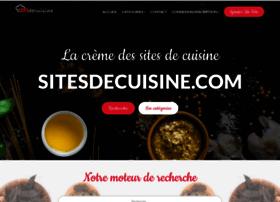 sitesdecuisine.com