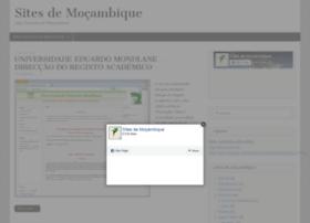 sitesdemocambique.com