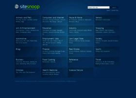 sitesnoop.com