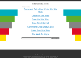 siteweb33.com