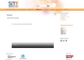 sitfawards.com