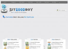 sitgoodboy.com