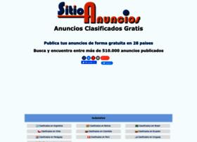 sitioanuncios.com