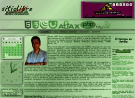 sitiolibre.com