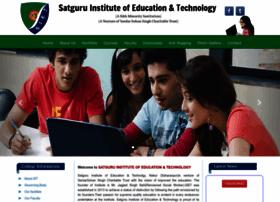 sitnakur.edu.in